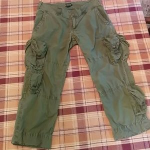 Ralph Lauren rugby utility khaki pants