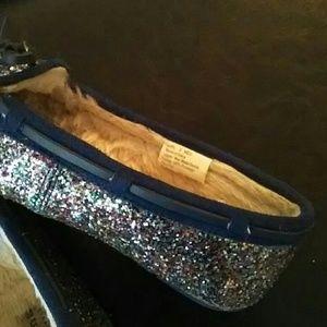 Sonoma Shoes - Sonoma Glitter Moccasins