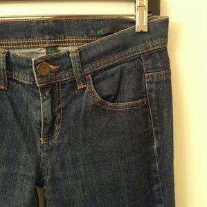 BENETTON Jeans - BENETTON Slim Jeans
