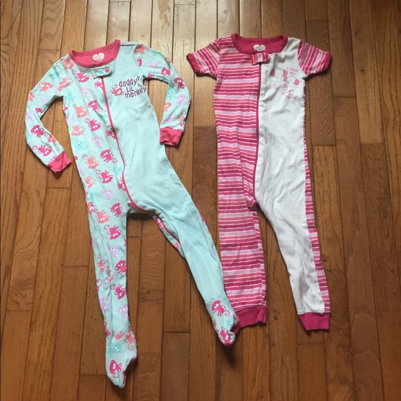 The Childrens Place Baby Girls Blanket Sleeper Pack of Two