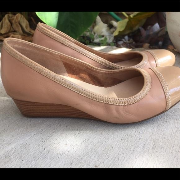 Cole Haan Shoes | Cole Haan Air Anabel Pump Heels Satin