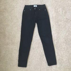 Paige Denim Verdugo Ankle Skinny Jeans - size 25