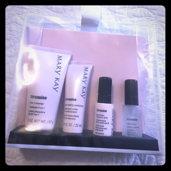 Michael Mccracken Offers Age Fighting Eye And Facial: Mary Kay TimeWise Trial Miracle