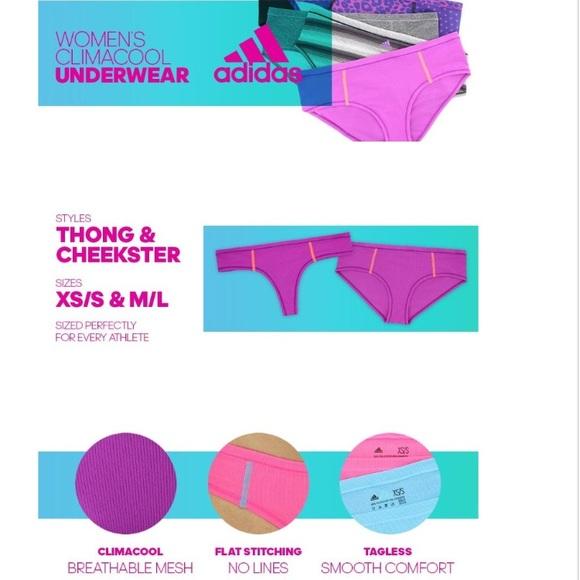 Adidas Climacool Thong Underwear