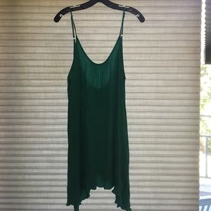 Swimsuit cover up with pockets!