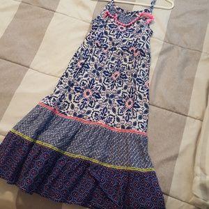 3T Summer Maxi Dress for Girls!