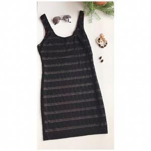 NWOT Forever 21 Black Lace Dress