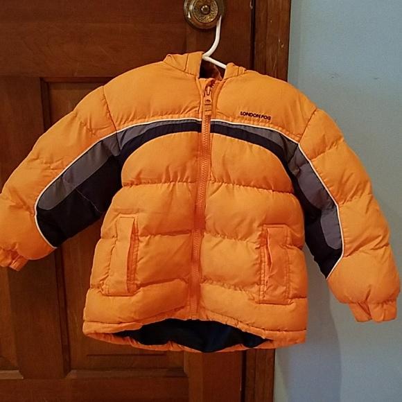 London Fog Jackets Amp Coats Boys Size 4 Winter Coat
