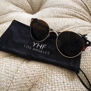70fdffc90f4 YHF Los Angeles Accessories - ➡️YHF Los Angeles for Rachel Zoe sunglasses⬅️