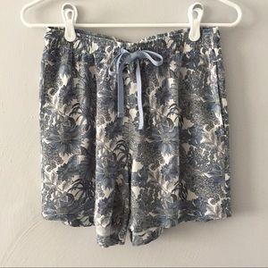 Uniqlo Liberty of London Lounge Shorts