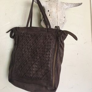 Handbags - Soft leather bag