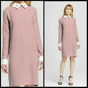 Victoria Beckham for Target-  Blush Pink Dress