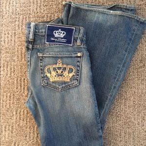 Victoria Beckham for Rock & Republic Jeans size 25