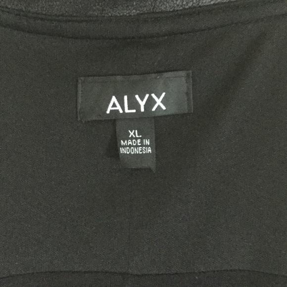 Alyx Jackets & Coats - Hi-low jacket