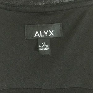 Alyx Jackets & Coats - Hi-low jacket