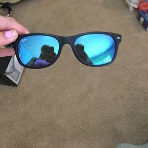 86c0a847ba36c ... australia ray ban wayfair sunglasses black and blue tattoo 120f1 5fd6d