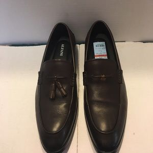 Johnson And Murphy Black Dress Shoes Extra Wide