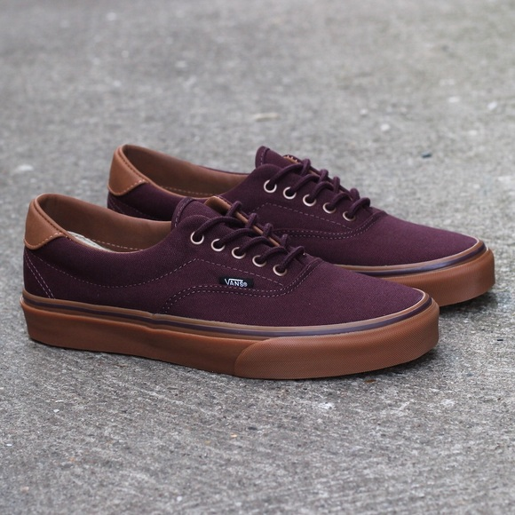 ce25c43b20 Vans Era 59 - wine- Men s 9 Women s 10.5. M 59614af85c12f8f547019bdc