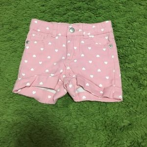 💖 Gum balls adjustable waist shorts