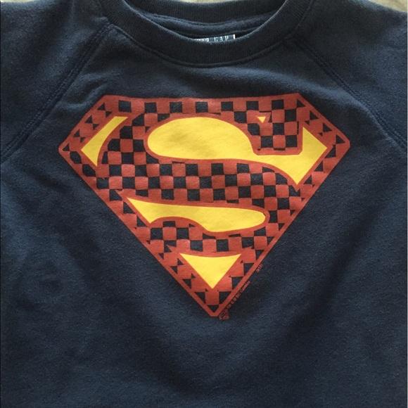 Baby Gap Junk Food Superman