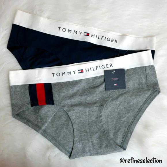 4d40ac9db1fb Tommy Hilfiger Intimates & Sleepwear   2 Logo Hipster Panties   Poshmark