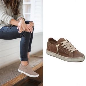 New Dolce Vita's Suede Sneakers (Women's)