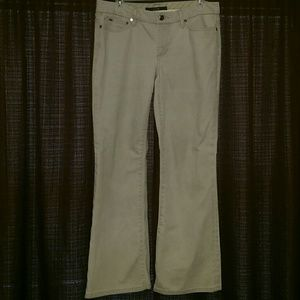 JOE'S Gray Charlotte Wash Jeans Bootcut Pants