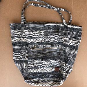 Roxy large tote bag
