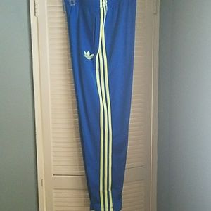 Adidas mens Firebird track pants