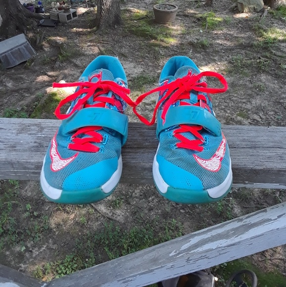 Nike Kd  Boys Shoes Size Y