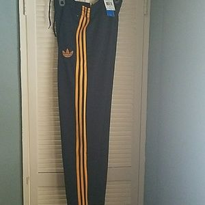 Adidas Firebird track pants mens