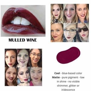 Other - Mulled Wine LipSense-NEW