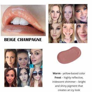 Other - Beige Champagne LipSense- NEW