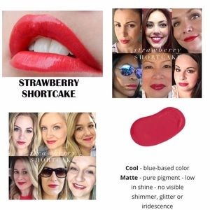 Other - Strawberry Shortcake LipSense- NEW