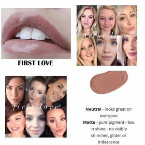 Other - First Love LipSense-NEW