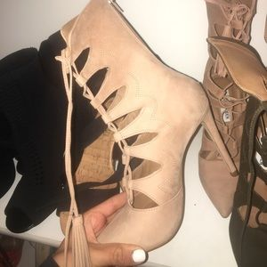 Size 6 heels continued