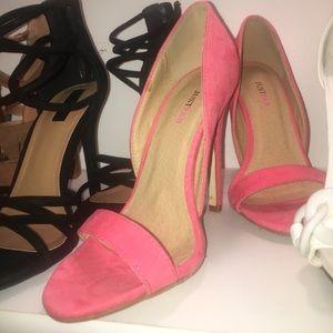 Size 5/ 5.5  heels