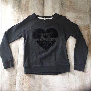 Victoria's Secret angel sweat shirt