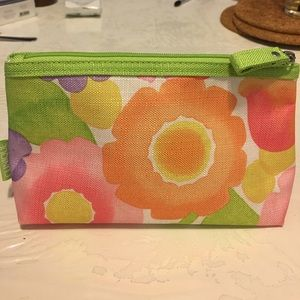 Clinique cosmetic pouch