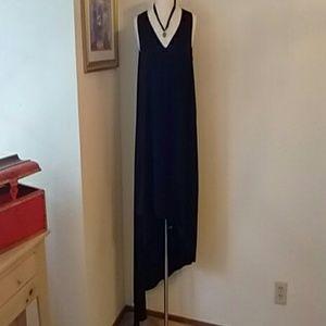 """BCBG Black """"Hi-Lo""""  Dress!"""