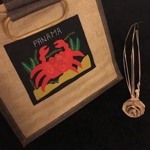 Handbags - Handmade Panama bag