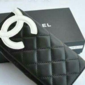 Chanel wallet purse