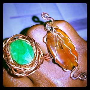 One of a kind pieces!!