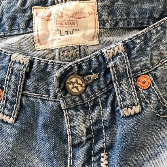 vintage big star jeans
