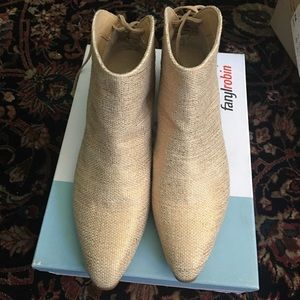 Anthropologie shoes, new with box