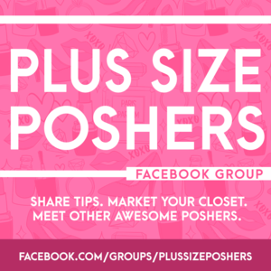 Dresses & Skirts - Join today! Plus Size Poshers Group on Facebook!