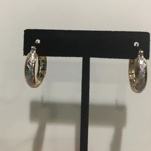 Jewelry - 18kt Gold Layered Earrings