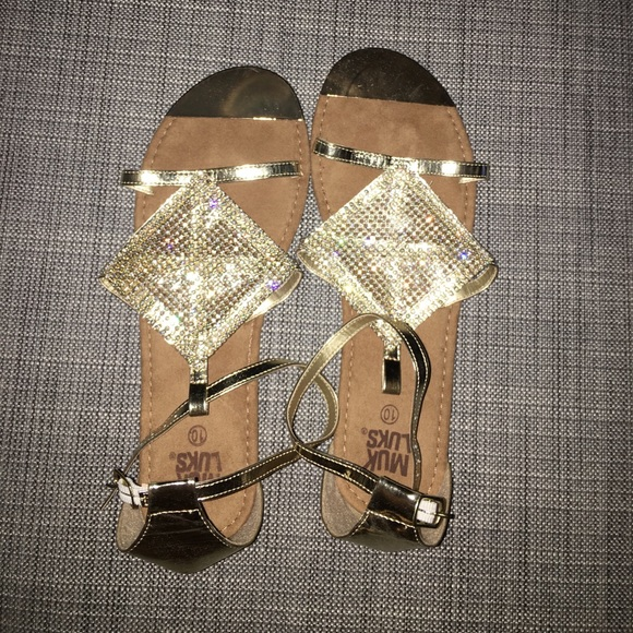 MUK LUKS® Linzie Sandal wFmFD