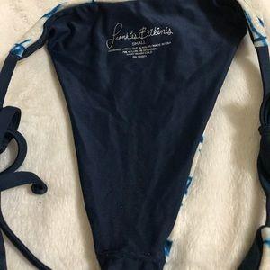 Frankie's Bikinis Swim - FRANKIES BIKINIS MARLEY BOTTOM IN SHIBORI