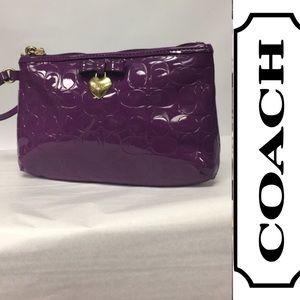 Authentic Coach Wristlet #Coach